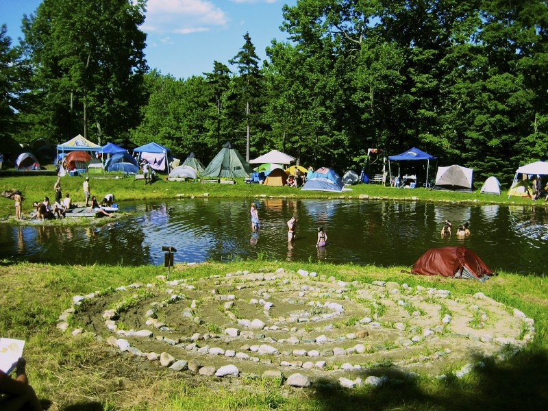 Fredly Gathering Music Festival Vermont