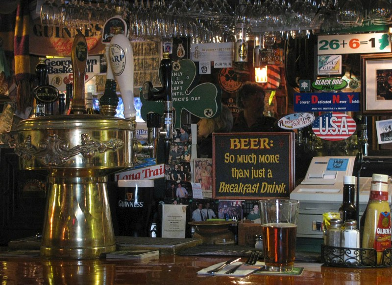 Inn at Long Trail - McGrath's Irish Pub