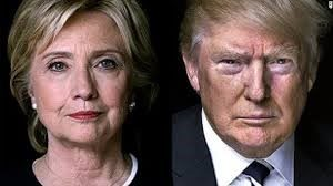 Hillary Clinton - Donald Trump