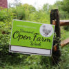 Fourth Annual Open Farm Week, August 13-19