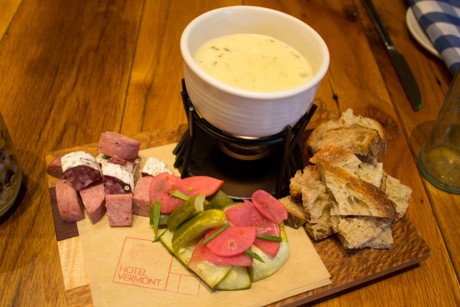 Juniper Cheese Fondue