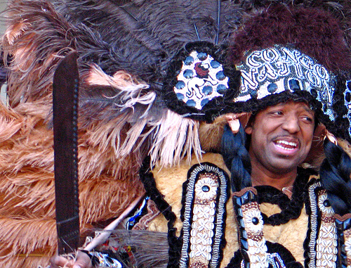 Big Chief Donald Harrison