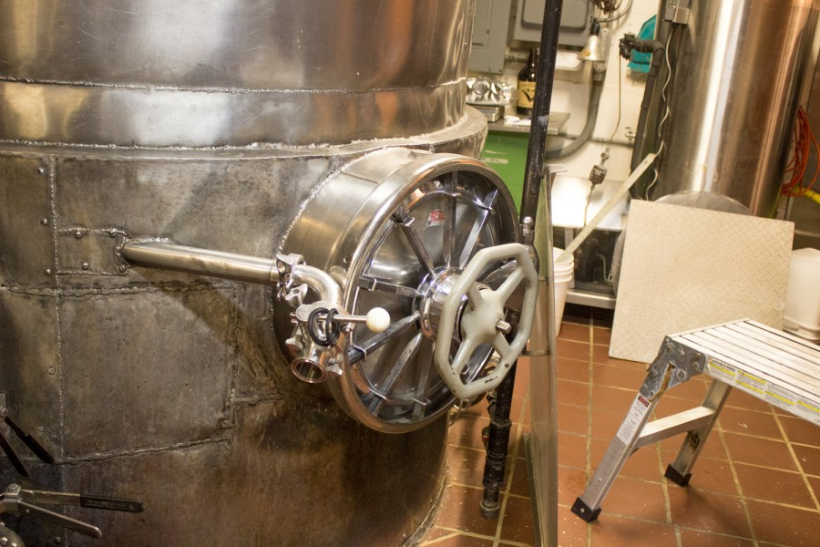 Vermont Pub and Brewery Primary Fermentation Vessel