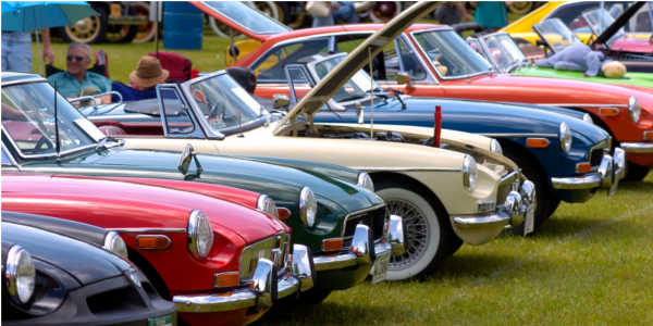 2015 Manchester Antique & Classic Car Show
