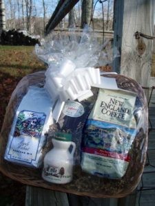 Maple Sugar & Vermont Spice - A Little Taste of Vermont Gift Basket