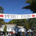 The Peru Fair in Peru, Vermont