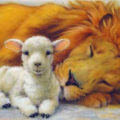 March - Spring - Lamb or Lion?