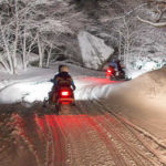 March Snowmobiling