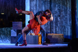 Oklahoma! at Weston Playhouse 2019
