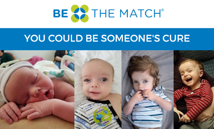 Noah Smith - BeTheMatch - You Could Be Someone's Cure