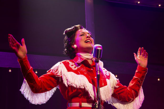 Always ... Patsy Cline - Weston Playhouse - Photo by Hubert Schriebl