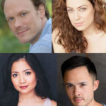 Weston Playhouse - Who's Afraid of Virginia Wolf? - Cast
