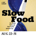 Dorset Theatre - Slow Food 2019