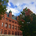 09/11/19 - Early Foliage at UVM by Shea Lincourt