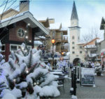 Holidays Season in the Stratton Village