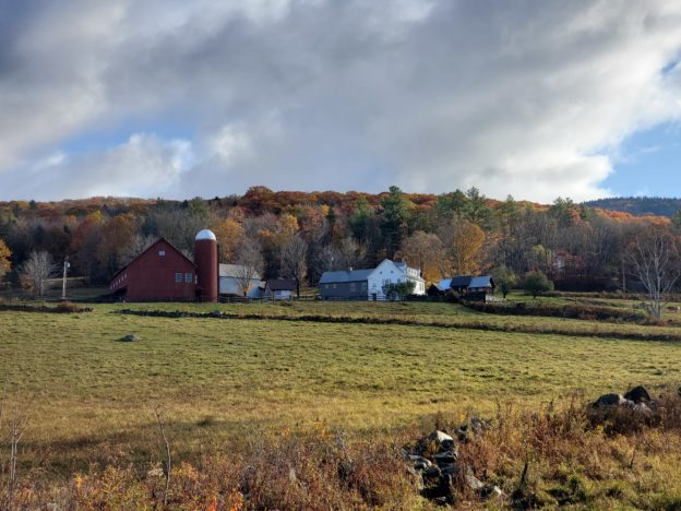 2019/10/23 - Farm near Weston, VT - by Renee-Marie Smith