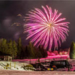 Stratton Mountain Resort - MLK Fireworks