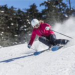 Stratton Mountain Resort - Woman Skier