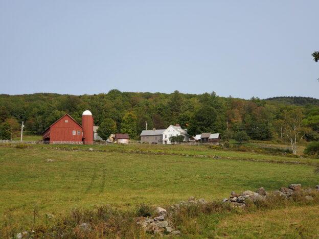 Farm in Weston, VT by Renee 2020-09-15